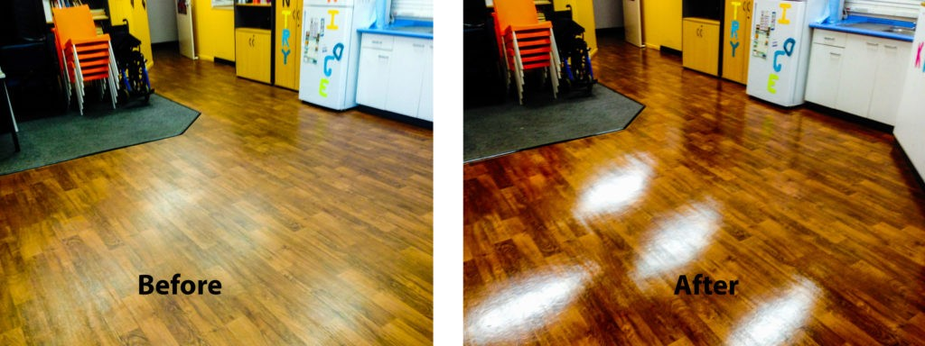 Wooden floor rejuvenation gallery